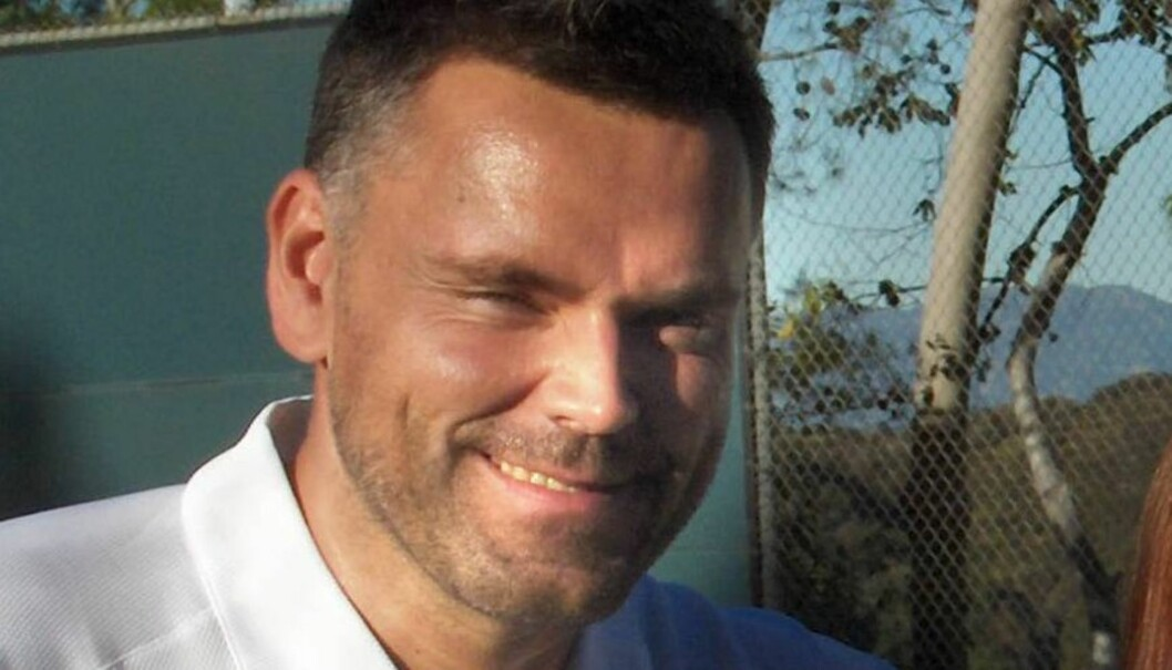 "KLAR FOR REALITY: Øyvind Mund skal ta seg av deltagere som programleder i det nye talentprogrammet ""The Voice""."