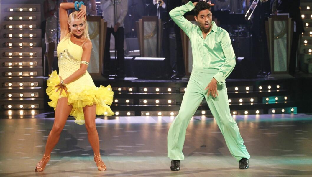 DANSE-HEMMELIGHET: Nadya Khamitskaya og Noman Mubashir har vakt mye oppmerksomhet i årets «Skal vi danse». Nå avslører Nadya enda en hemmelighet. Foto: Stella Pictures