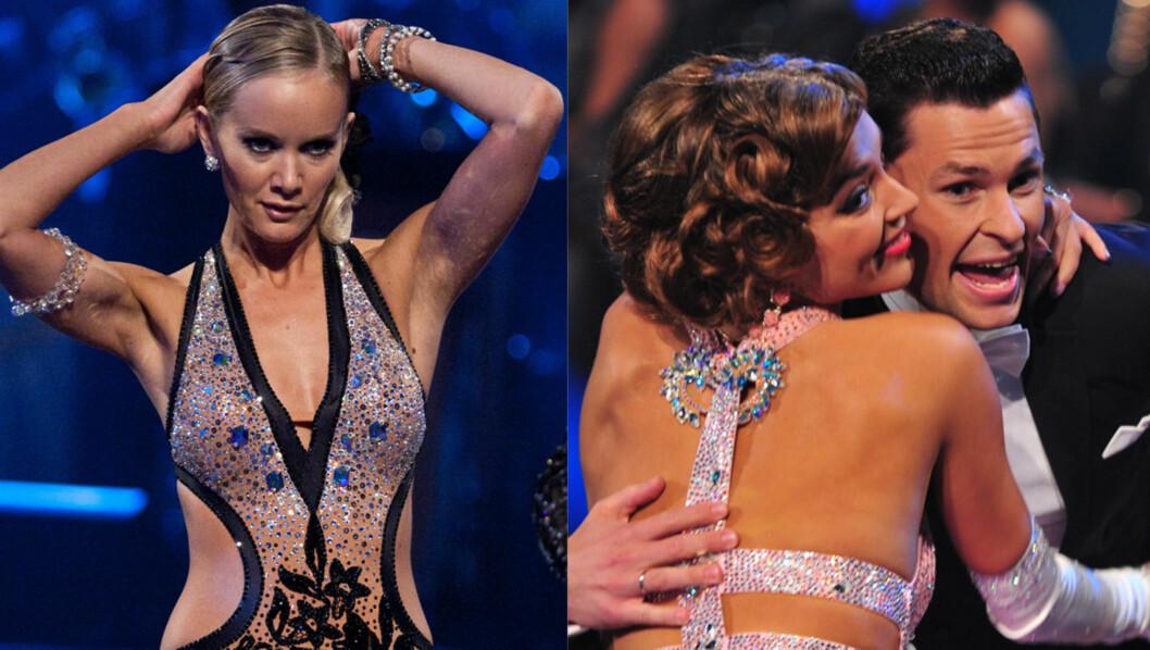 ORDKNAPP: - Akkurat nå er jeg bare bekymret for Anders, så det tror jeg ikke at jeg vil kommentere, sier Inger Lise Hansen om et mulig «Skal vi danse»-comeback som følge av Anders Jacobsens sykdom.
