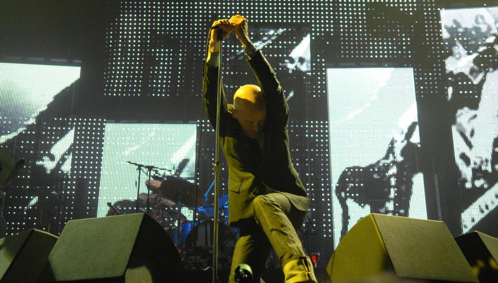 SLUTT: Her fra konsert i Oslo i 2008. Foto: Stella Pictures