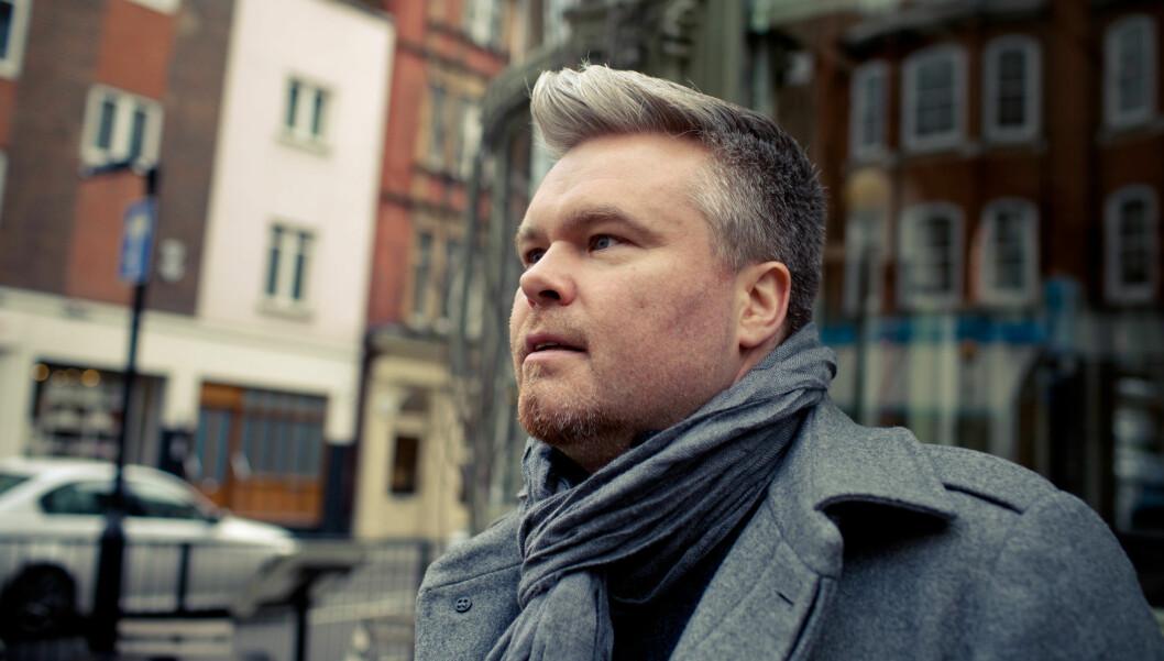 VIL HJELPE ANDRE: Rein Alexander sier at han vil snakke om sine dysleksiproblemer i programmet «Det blir bedre» for å hjelpe andre som sliter med samme lidelse. Foto: TV3