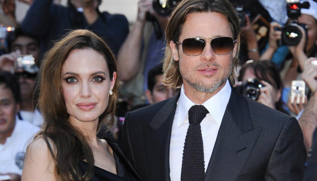 - HATER HAM: En kilde hevder overfor Now Magazine at Brad Pitt hater Jennifer Anistons kjæreste, Justin Theroux. Foto: Stella Pictures
