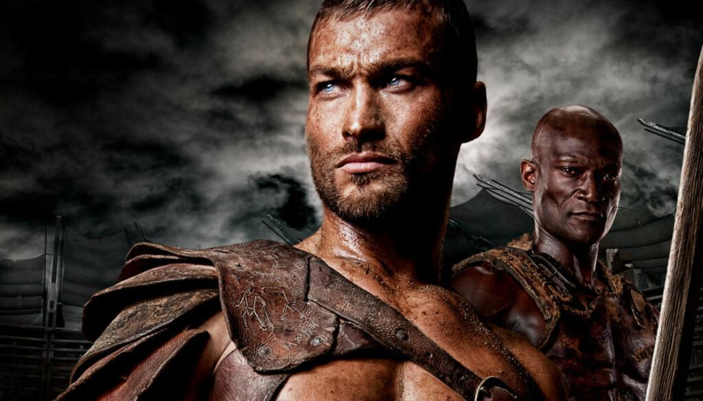 SUKSESS-SERIE: Skuespilleren var en del av TV-serien Spartacus: Blood and Sand. Han måtte trekke seg på grunn av kreftsykdommen i september i fjor.