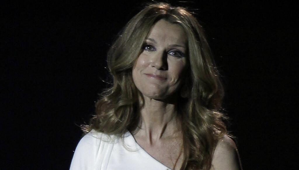 IKKE HJEMME: Sangstjernen Celine Dion var ikke hjemme i Canada, da en inntrenger brøt seg inn i familiens hus.  Foto: All Over Press