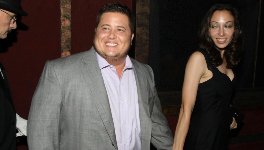 DELTAGER 2: Chers tidligere datter, nå sønn, Chaz Bono. Foto: All Over Press