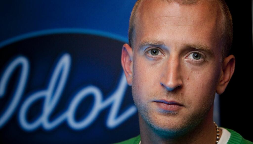 RAR: «Idol»-dommeren og hip hop-artisten Gunnar Greve Pettersen mente at Fredrik Klemp var et perfekt eksempel på raringene de leter etter i sangkonkurransen.  Foto: Idol 2011/TV2