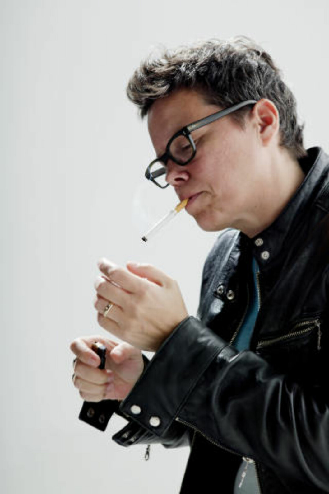 <strong>ULIK TÅLEGRENSE:</strong> Noen tåler røyking bedre enn andre. Foto: Elisabeth Sperre Alnes/Dagbladet