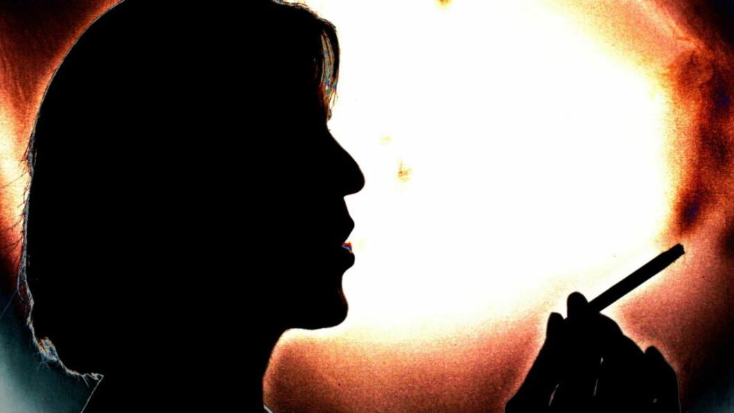 <strong>IKKE LIKE DØDELIG FOR ALLE:</strong> Genvariasjoner gjør noen røykere mer utsatt for lungekreft enn andre, viser forskning. Foto: OLE C. H. THOMASSEN/Dagbladet