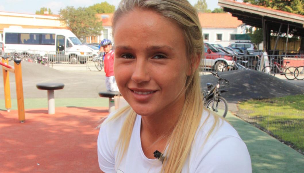 INFEKSJON I KROPPEN: Rachel Nordtømme er fortsatt på sykehus. Foto: Anders Myhren / Seher.no