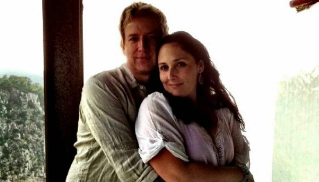 AVSLØRTE FORLOVELSEN PÅ TWITTER: Ricki Lake kunngjorde selv at hun skal gifte seg for andre gang, via sin Twitter-side. Foto: Twitter