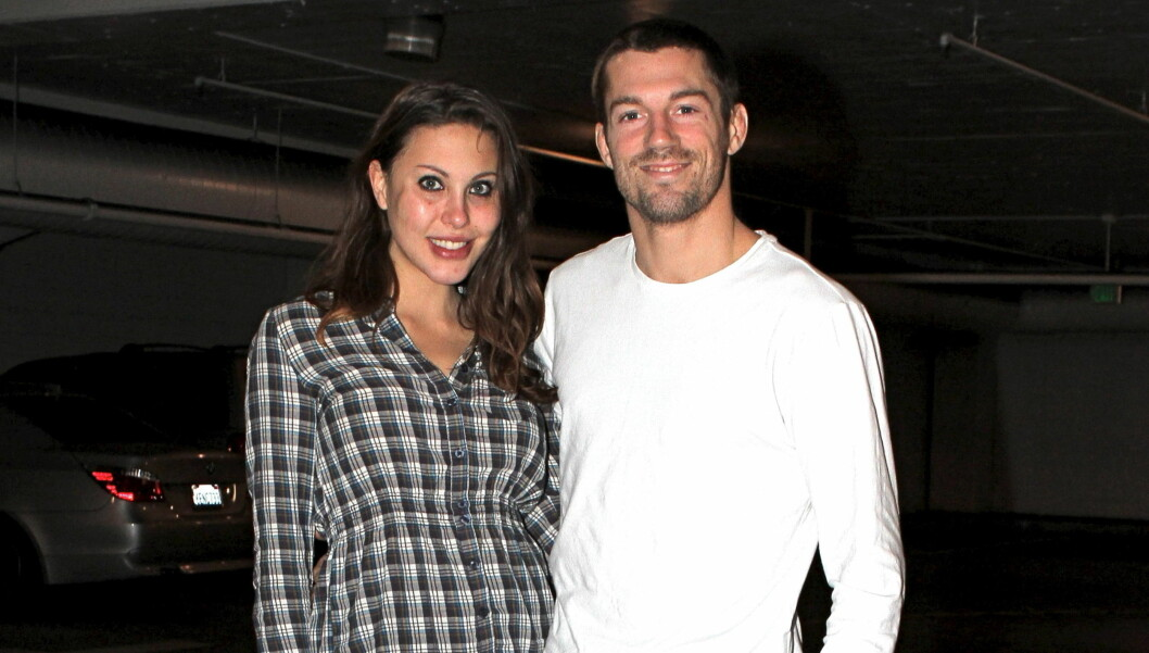 ALLEREDE GIFT: Chloe Lattanzis forlovede var allerede gift. Foto: All Over Press