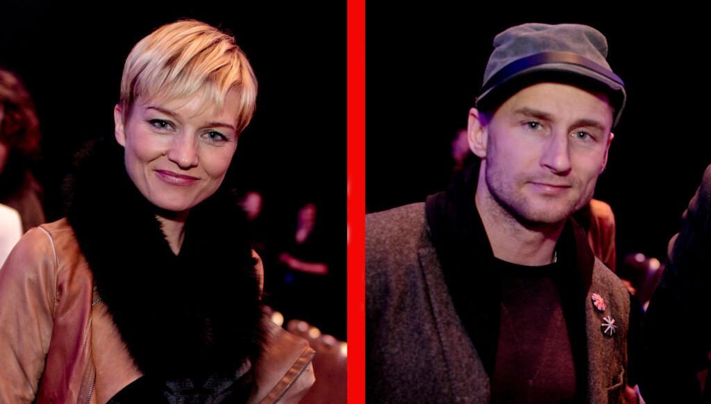 FORLOVET: Daniel Franck og Ulrikke Døvigen skapte overskrifter da det ble kjent at det var blitt et par tidligere i år. Nå skal de to har forlovet seg. Foto: SCANPIX