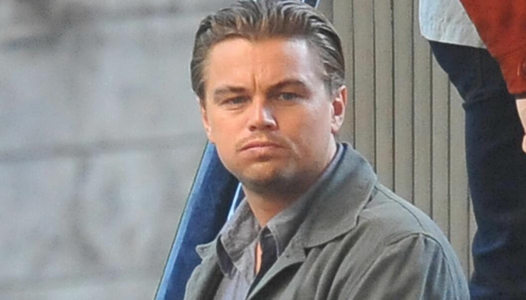 UTROLIG SUM: Bare på det siste året har Leonardo DiCaprio tjent svimlende 415 millioner kroner. Foto: Stella Pictures