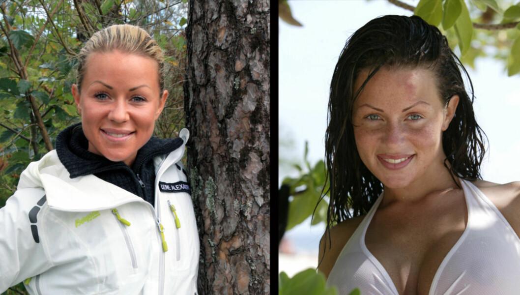 TØFF TID: - Det var tøft da jeg var rundt 20 år. Det var den verste tida, sier Lene Alexandra Øien, som i 2004 var med i «Robinson-ekspedisjonen» på TV3. I vår var hun med i TVNorge-programmet «71 grader nord». Foto: Bjørn Ekker/Seher.no - TV3