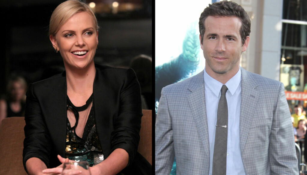 EKSKLUSIVE: Charlize Theron og Ryan Reynolds holder ikke på med andre mens de dater hverandre. Ifølge Us Weekly har de datet i flere måneder. Foto: All Over Press