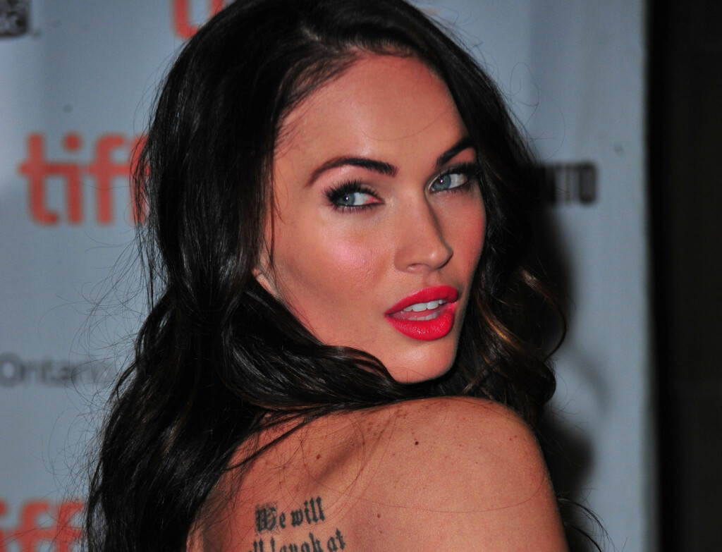 Toronto 2010-09-10 Megan Fox attend the 2010 Toronto International Film Festival - Premiere of Passion Play at the Ryerson Theatre. Photo: Jim Safire/Loud & Clear Media Code: 4025 COPYRIGHT STELLA PICTURES Foto: STELLA PICTURES