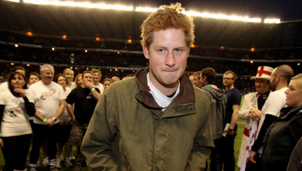 NY KJÆRESTE: Denne uken kom nyheten om at prinsen har blitt sammen med en undertøysmodell. Foto: All Over Press