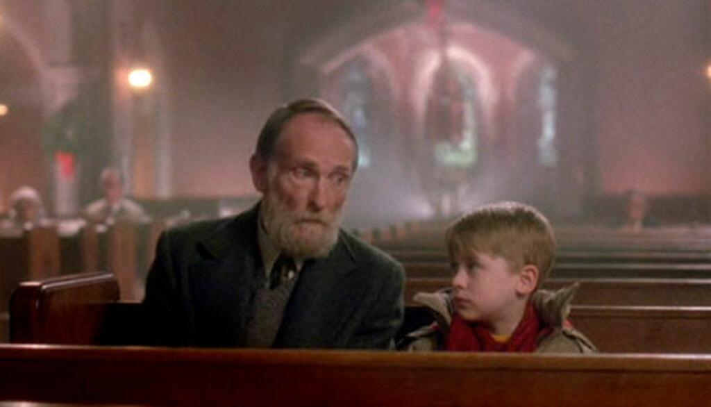 GIKK BORT: - Det er naturligvis denne filmen folk kjenner ham igjen fra,folk husker ham fortsatt for den rollen, sier datteren han, deborah Blossom, om sin far Roberts. Nå er han død.