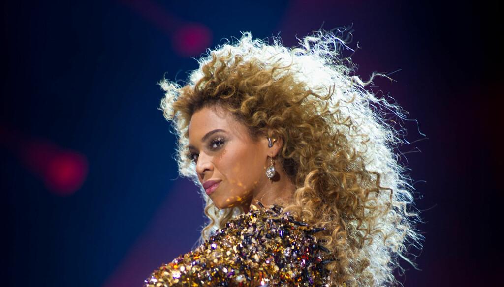 DRAPSTRUET: Ifølge Expressen skriver News of The World at Beyoncé har blitt drapstruet. Derfor var sikkerheten rundt stjernen økt betraktelig under helgens konsert.  Foto: All Over Press