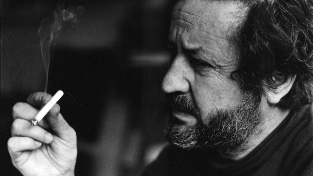 <strong>DETALJRIKT:</strong> Jens Bjørneboes liv beskrives i nådeløs detalj i Tore Rems biografi. Bildet er fra 1971. Foto: Tor Gulliksrud / Dagbladet