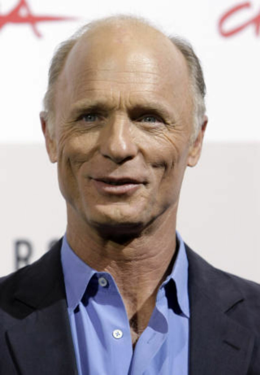 SPILLER I SPILL: Ed Harris. Foto: AP Photo/Andrew Medichini/SCANPIX
