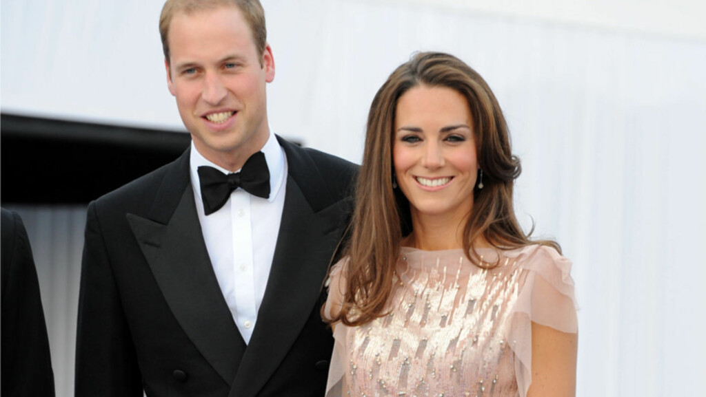 HOLLYWOOD-AKTIG: Prins William og hans hertuginne Catherine utstrålte ekte Hollywood-glamour på en gallamiddag i London torsdag.  Foto: Stella  Pictures