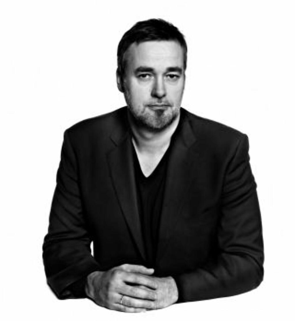 TROR THE PIRATE BAY KAN HA VÆRT ET MÅL:  Dagbladets internett- og mediekommentator Jan Omdahl. Foto: Lars Eivind Bones / Dagbladet
