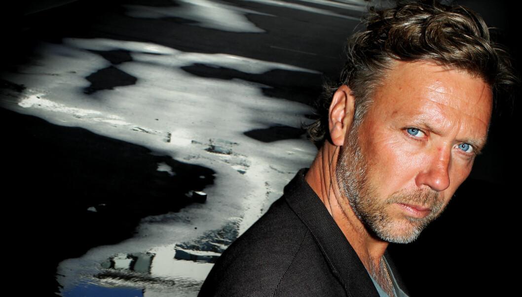 MERKELIG OPPFØRSEL: Skuespilleren skal ha oppført seg svært merkelig kvelden han ble tatt i april. Foto: Stella Pictures