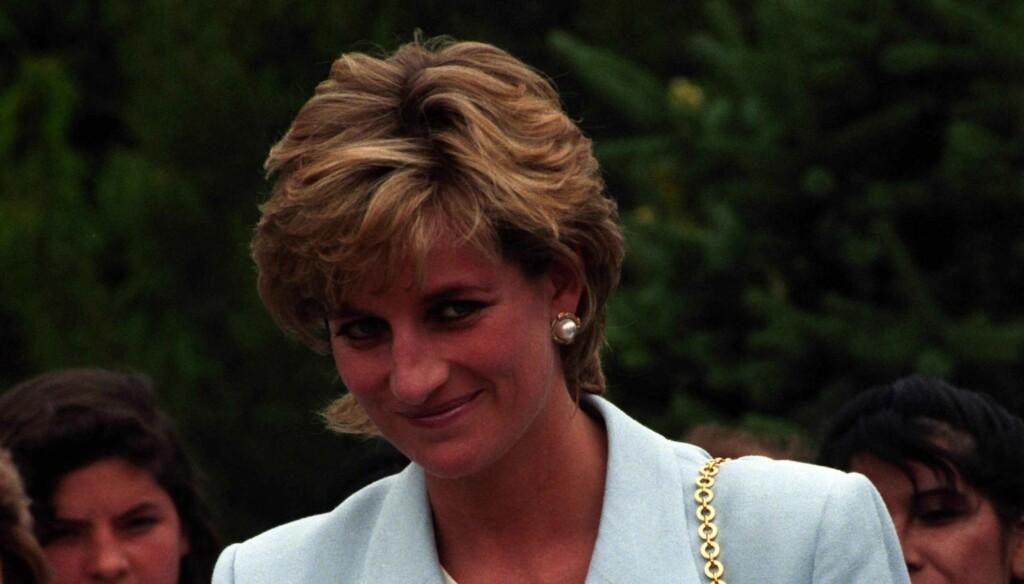 OMKOM: Diana døde i en tragisk bilulykke 31. august 1997. Men minnene om henne lever fortsatt i beste velgående. Foto: Stella Pictures