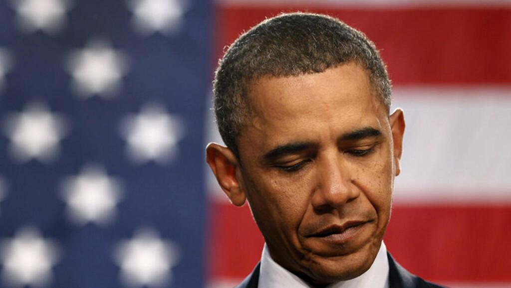 ADVARER: USAs president Barack Obama går hardt ut mot planene til en kristen menighet om å brenne Koranen på niårsdagen for 11. septemberangrepene lørdag. Foto: REUTERS / Larry Downing / SCANPIX