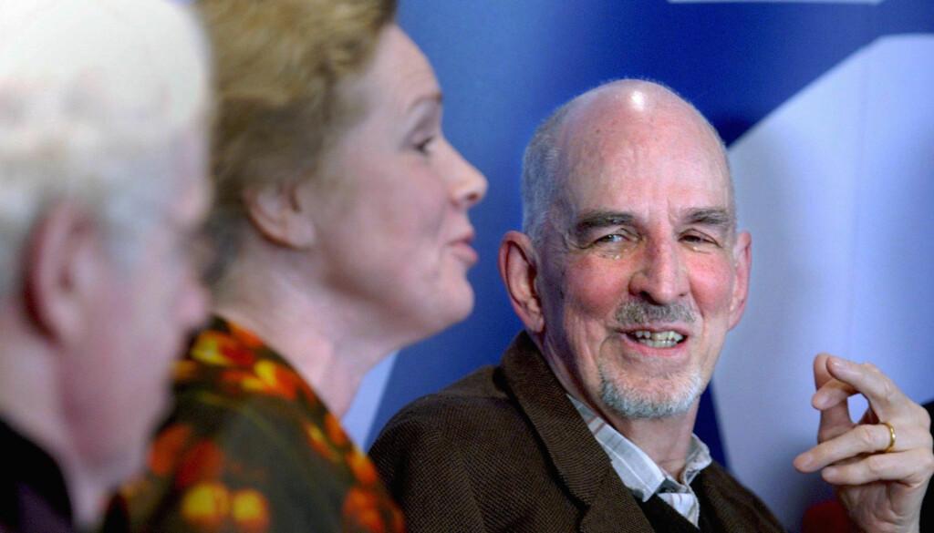 UKJENT FORTID: En ny bok hevder at Ingmar Bergman ble byttet bort under fødselen. Her er han på bilde sammen med Liv Ullmann.  Foto: SCANPIX