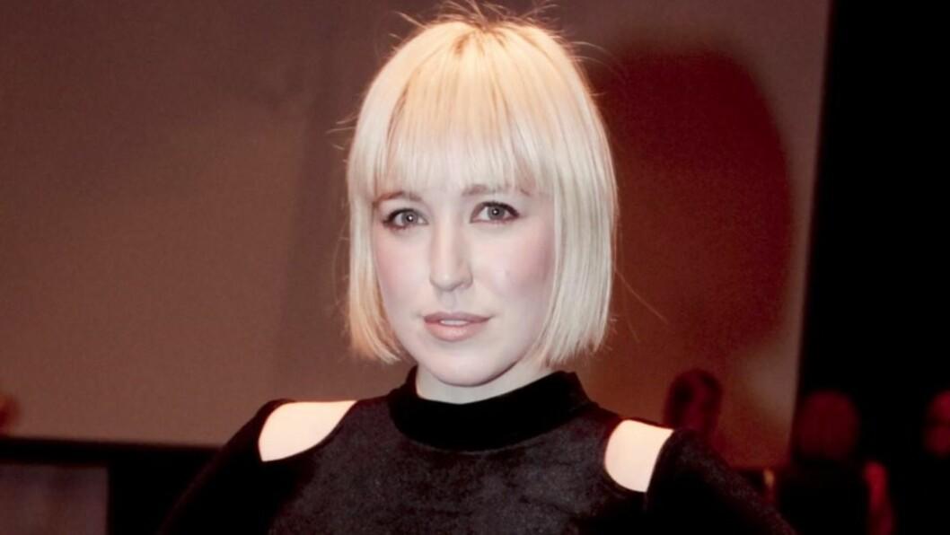 SELVSIKKER: Margaret Berger har sluttet med å være så opptatt av å være pen - nå er det viktigste å ha det bra, sier hun til Det Nye. Her avbildet under Oslo Fashion Week i februar. Foto: SCANPIX