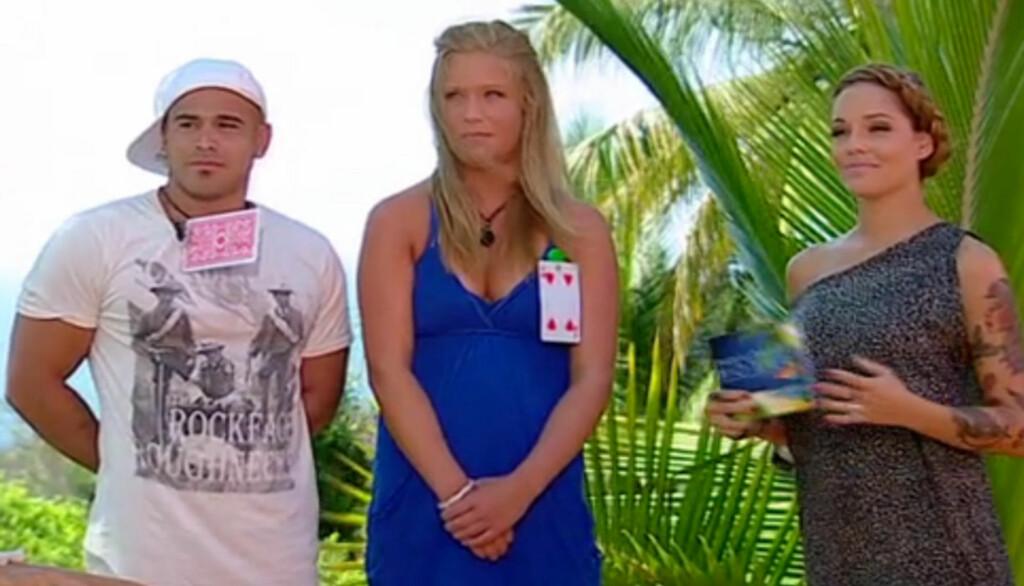 IKKE BITTER: Allerede før deltagerne ga sine stemmer, visste Omi at han måtte ut. Likevel er han ikke bitter. Foto: TV3