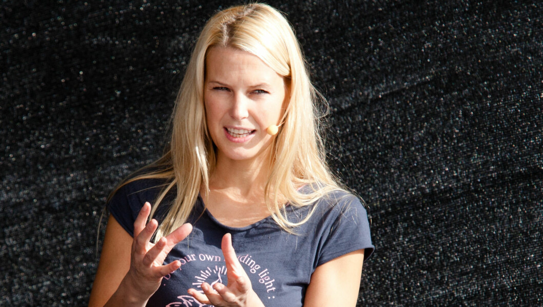 <strong>VOND OPPLEVELSE:</strong> Vibeke Klemetsen mistet håret i tenårene. Foto: Stella Pictures