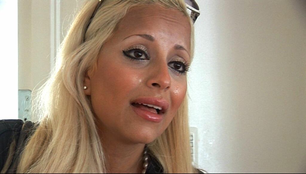 SAVNER MOREN: Linni Meister mistet moren sin som 17-åring, og TV-personligheten innrømmer at savnet neppe er blitt mindre med tiden. - Jeg føler fortsatt at mamma er rundt meg, sier hun til Dagbladet Magasinet. Foto: TV 2  Bliss