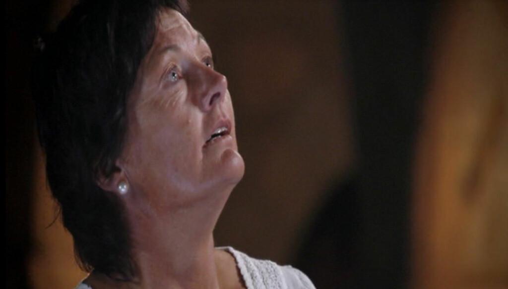 RYSTENDE OPPLEVELSE: Da Trine Haltvik deltok i TV2s «Mestermøtet» i 1997, fryktet hun for livet i en av øvelsene. Lørdag settes hennes mot og evner igjen på prøve - i «Mesternes Mester»-finalen på NRK1.  Foto: NRK
