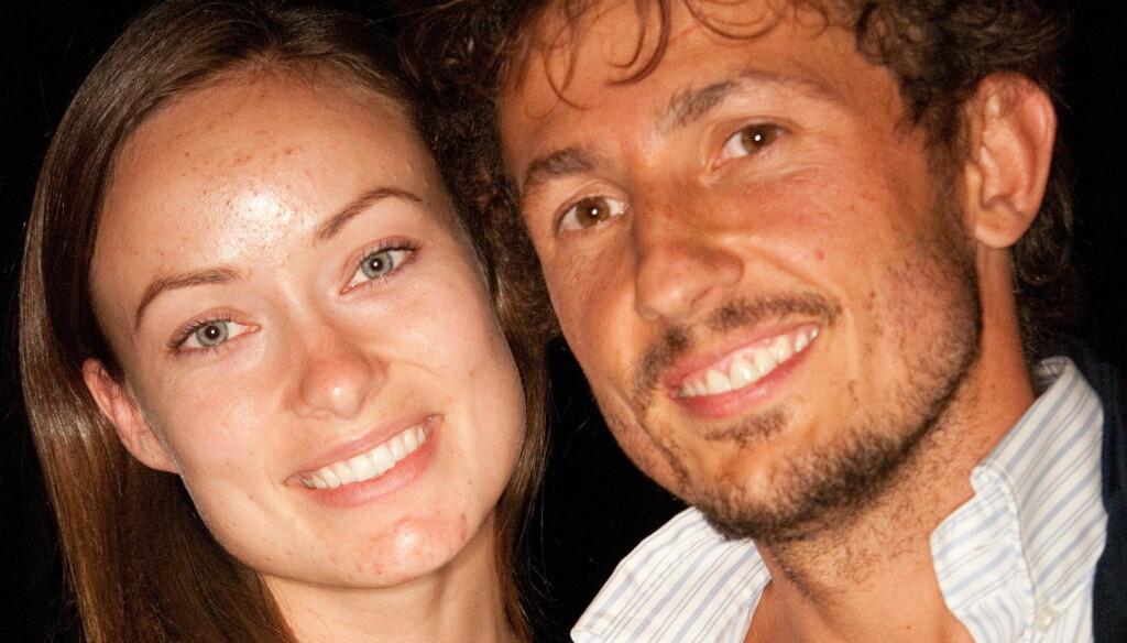 SEPARERT: Wilde og Tao Ruspoli separerte seg etter mange års ekteskap. Foto: All Over Press