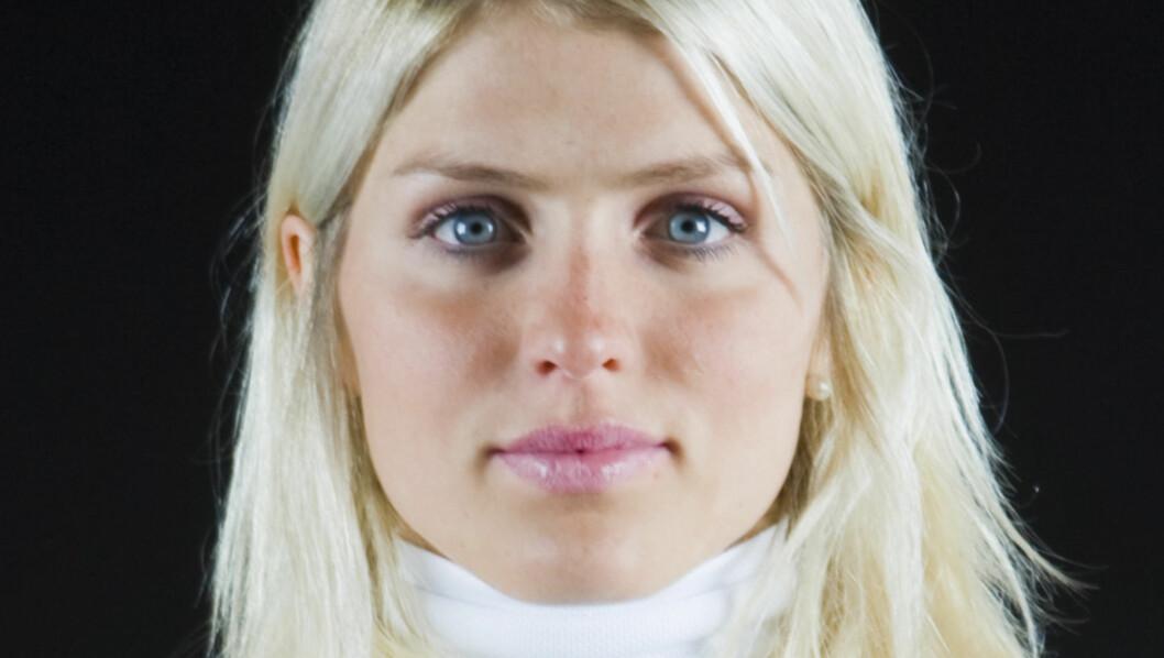 UREDD: - Er du redd for å bli tatt bilde av med bustete hår og rennende snørr, har du et problem, mener Therese Johaug. Foto: Scanpix