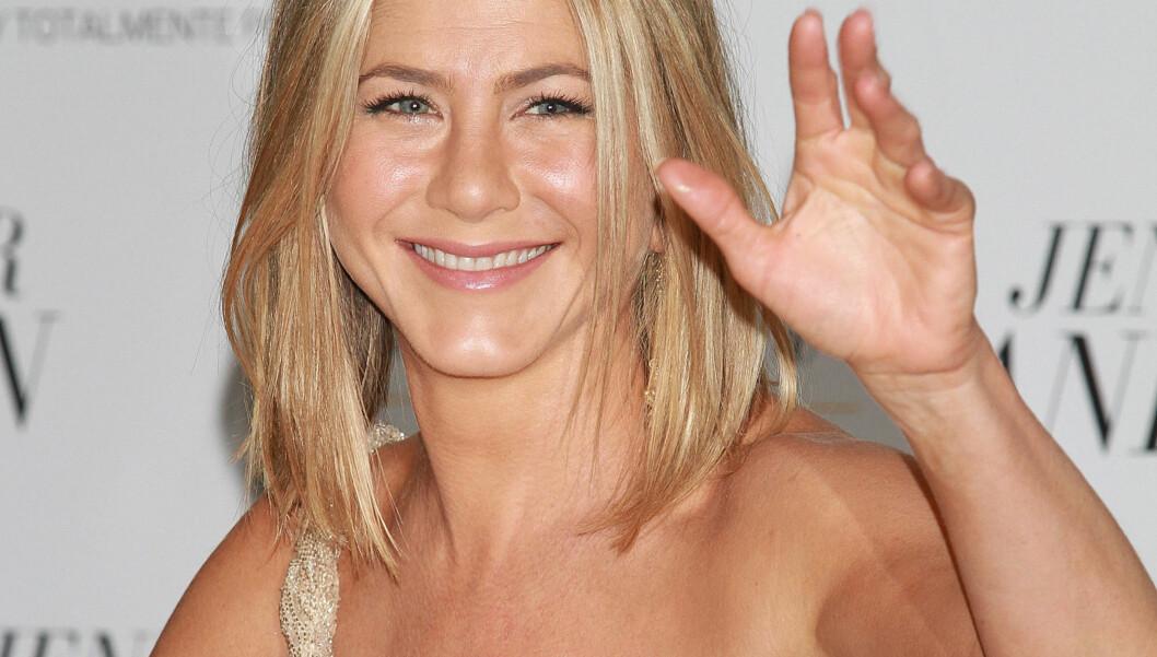 LIKER BAD BOYS: Ifølge ekskjæresten skal Jennifer Aniston være mest glad i de slemme gutta. Foto: All Over Press