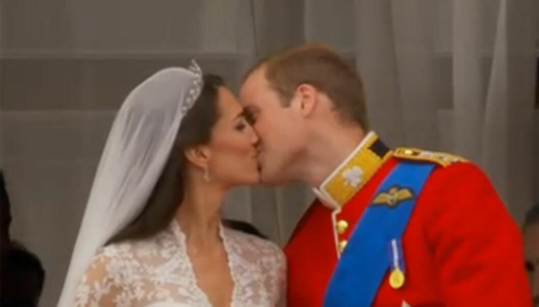 <strong>GIFTET SEG:</strong> Prins William og Kate Middleton giftet seg fredag, til ellevill begeistring fra Kjendis-Norge. Men alle var ikke like tiljublende til begivenheten.