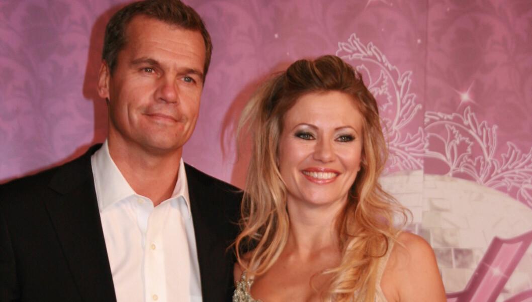 KRISE: Siri Kalvig innrømmer at hun og ektemannen Kjell-Erik Østdahl hadde en personlig krise. Foto: seher.no