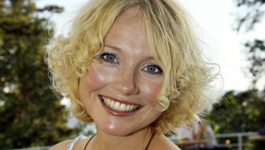 FIKK HJERNESVULST: Hedda Kise fikk påvist hjernesvulst i 2007. Foto: Se og Hør