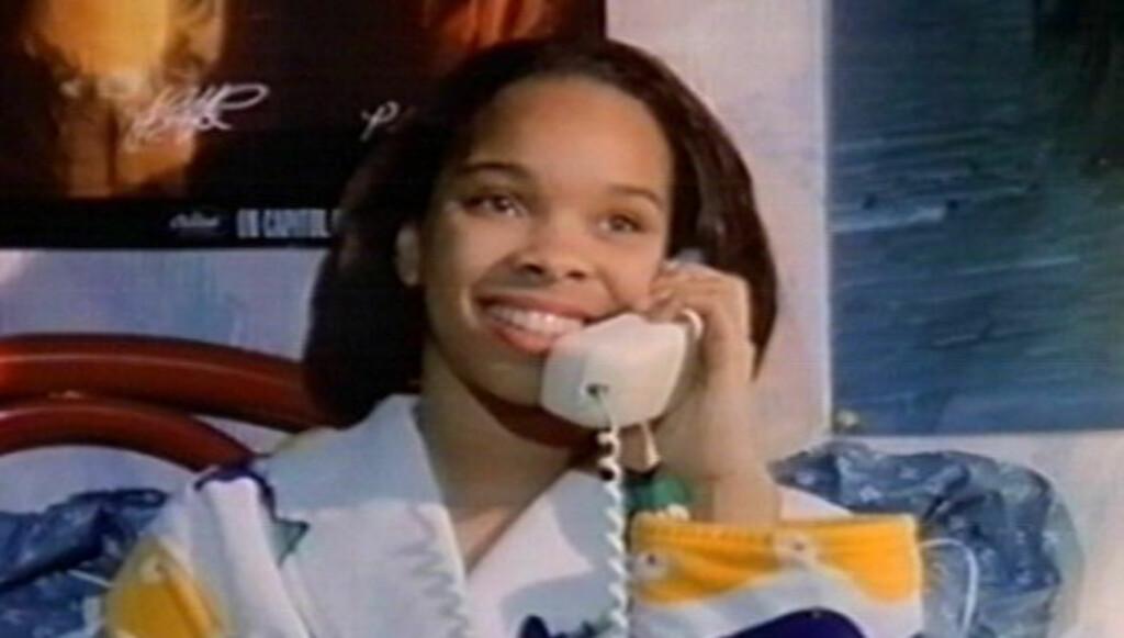 BARNESTJERNE: Cherie Johnson ble en populær barneskuespiller på 80- og 90-tallet gjennom roller i TV-seriene «Punky» og «Steve» (bildet).