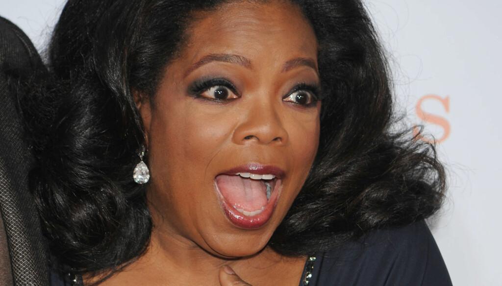 HELE AMERIKAS TERAPAUT: Oprah Winfrey har vært hele Amerikas terapaut i over 25 år, men om en måned er det slutt. Nå røper hun hva de siste timene skal brukes til.