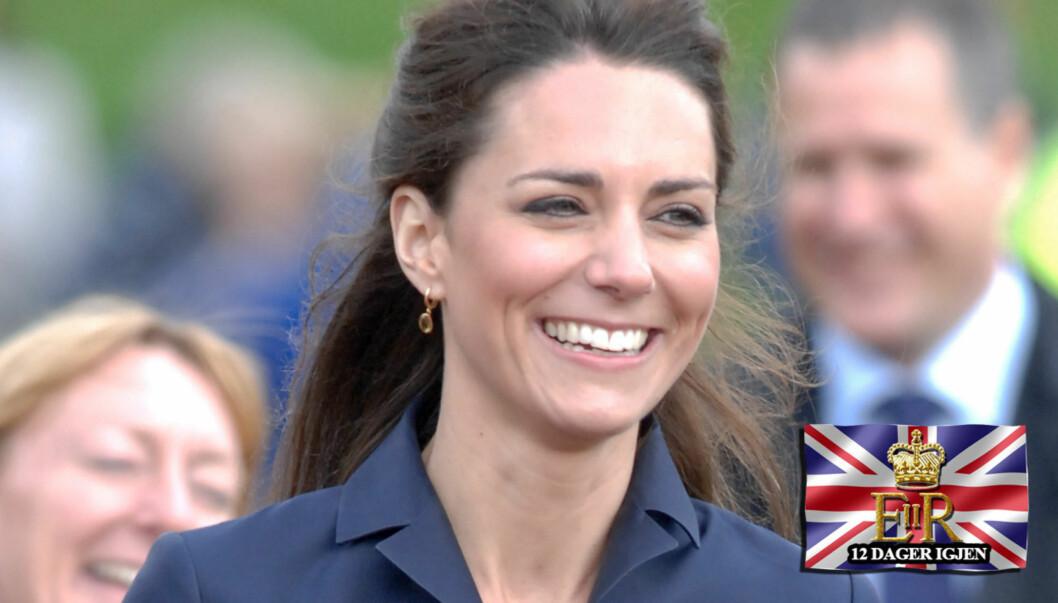 <strong>BRYLLUPSKLAR:</strong> Prins William og Kate Middleton har skapt bryllupsfeber i Storbritannia. Nå er det kun to uker til paret gifter seg. Foto: Stella Pictures