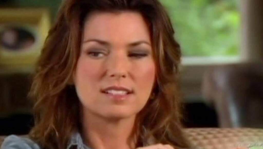 SLITER MED Å FÅ BARN: Countrystjernen Shania Twain skal ifølge bladet Star være dypt frustrert over at hun sliter med å bli gravid. Foto: All Over Press