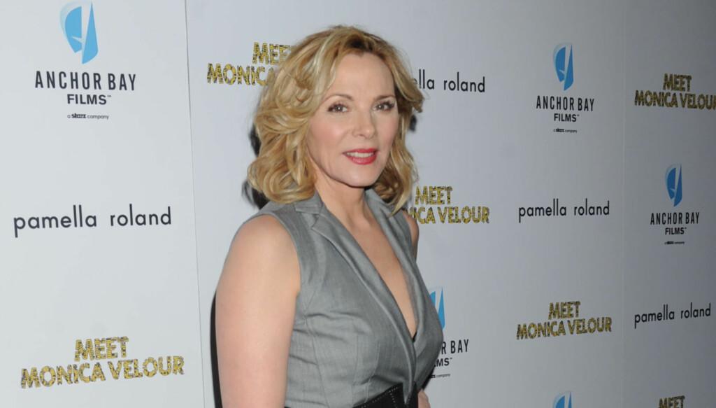 HOLDER SEG GODT: Cattrall har rukket å fylle 54 år, men er fremdeles en svært ettertraktet skuespillerinne. Foto: All Over Press