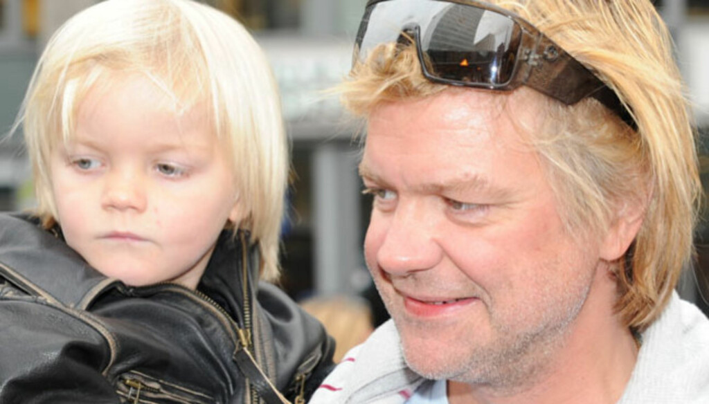 ENGLEVAKT: Som 7-åring var Rosén involvert i en svært alvorlig ulykke. Foto: Stella Pictures