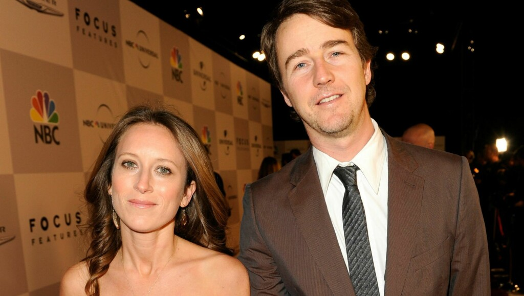 FRIDDE I INDIA: Hollywood-stjernen Edward Norton og kjæresten Shauna Robertson skal gifte seg.  Foto: All Over Press