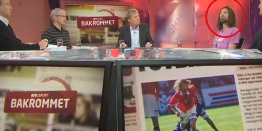 image: Se, nå er han tilbake på TV-skjermen!